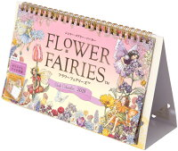 <卓上>FLOWER FAIRIES Desk Calendar(2018)