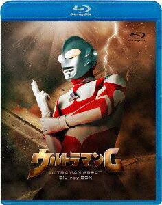 ウルトラマンG Blu-ray BOX【Blu-ray】画像