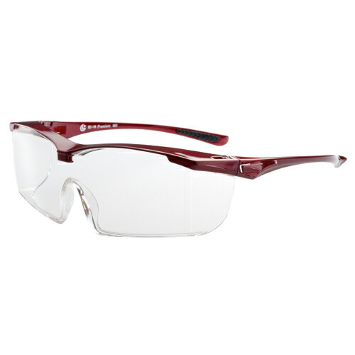 EYE CARE GLASS PREMIUM (保護メガネ) EC-10 Premium RED