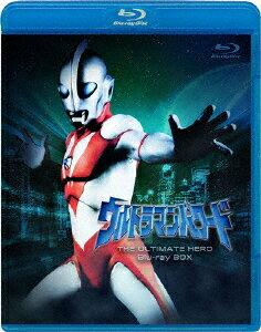 ウルトラマンパワード Blu-ray BOX【Blu-ray】画像