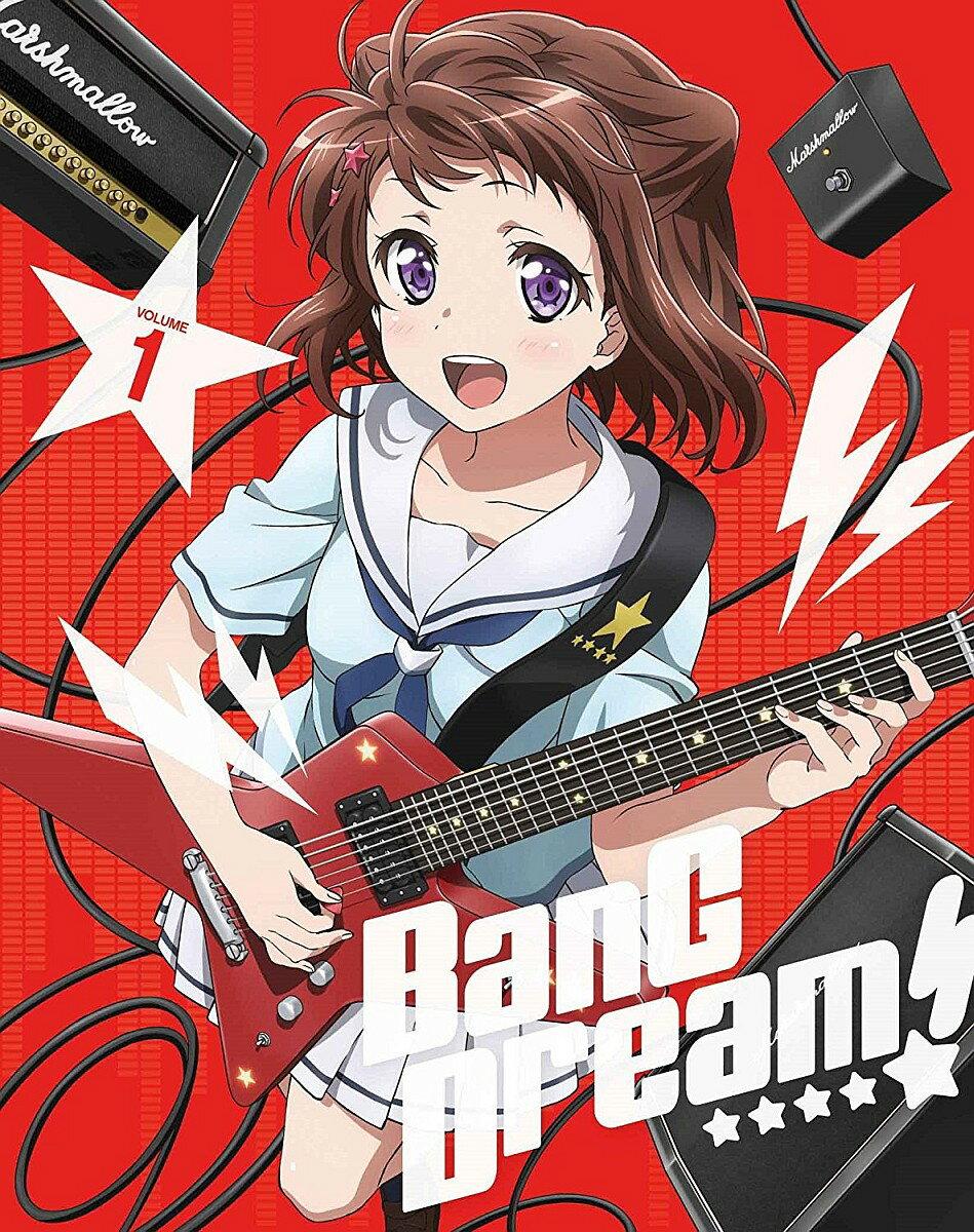 BanG Dream! Vol.1【Blu-ray】画像