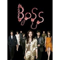 【送料無料】BOSS 1st SEASON Blu-ray BOX【Blu-ray】 [ 天海祐希 ]