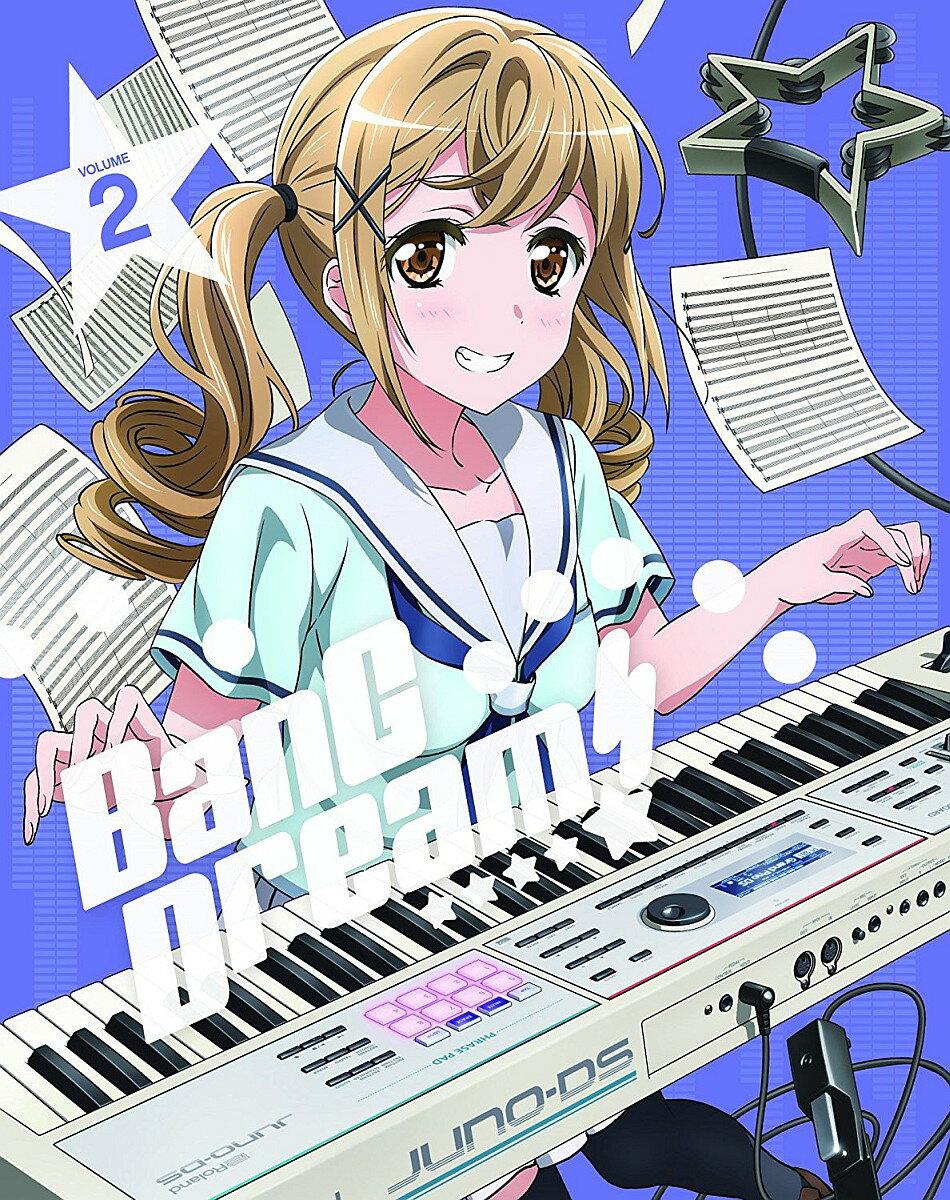 BanG Dream! Vol.2【Blu-ray】画像