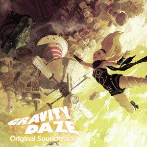 CD, ゲームミュージック GRAVITY DAZE: OST