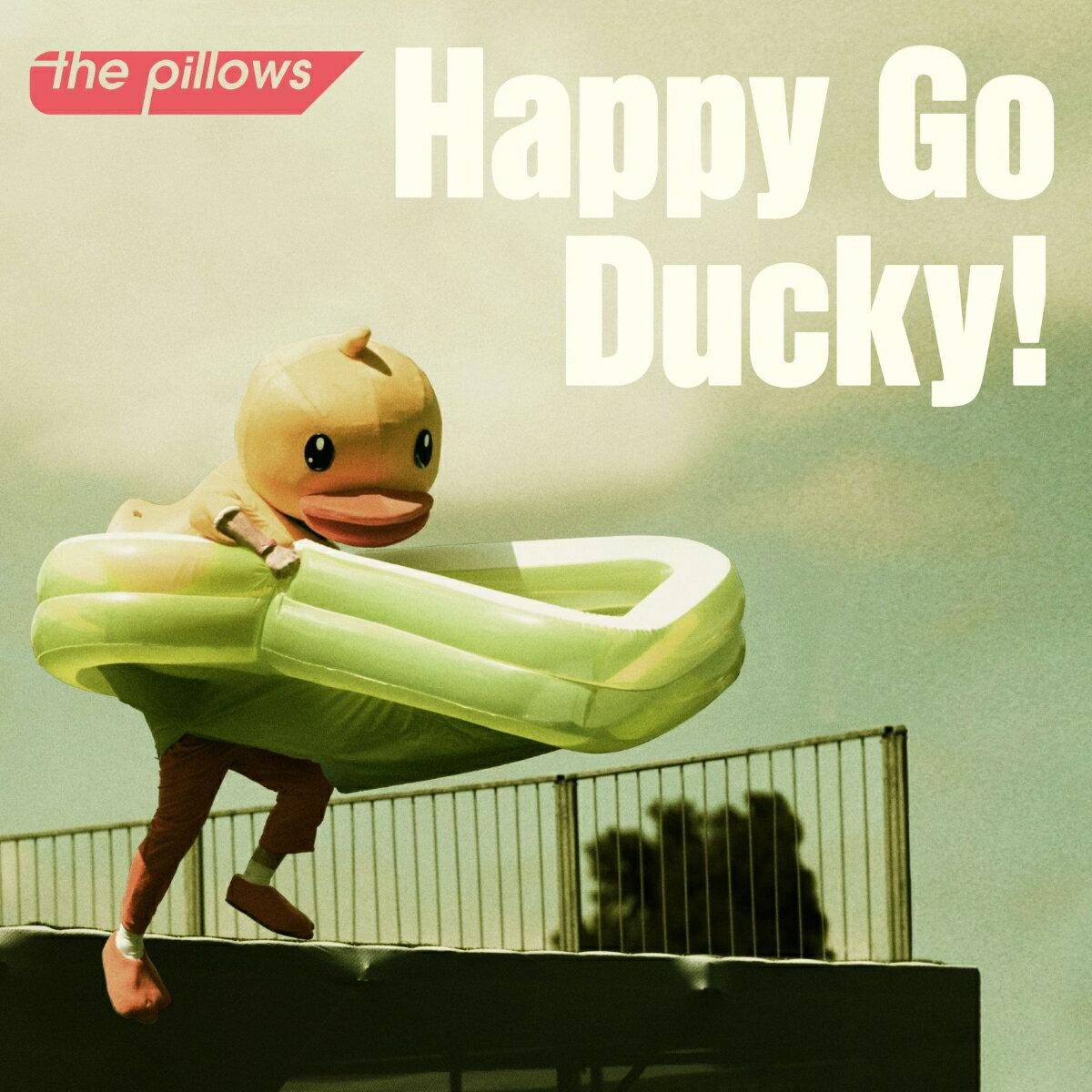 Happy Go Ducky! (初回限定盤 CD+DVD)画像