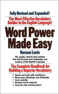 【楽天ブックスならいつでも送料無料】WORD POWER MADE EASY(A) [ NORMAN LEWIS ]
