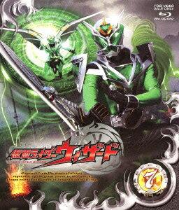 仮面ライダーウィザード Volume7【Blu-ray】画像