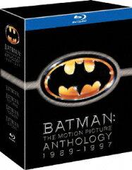 【送料無料】バットマン・アンソロジー コレクターズ・ボックス【Blu-ray】 [ マイケル・キート...