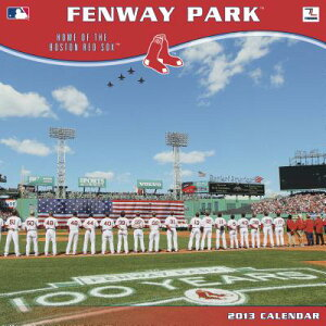 【送料無料】Fenway Park Calendar: Home of the Boston Red Sox [ Perfect Timing ]