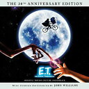 【送料無料】【輸入盤】E.t. 20th Anniversary Edition- Soundtrack [ E. T. ]