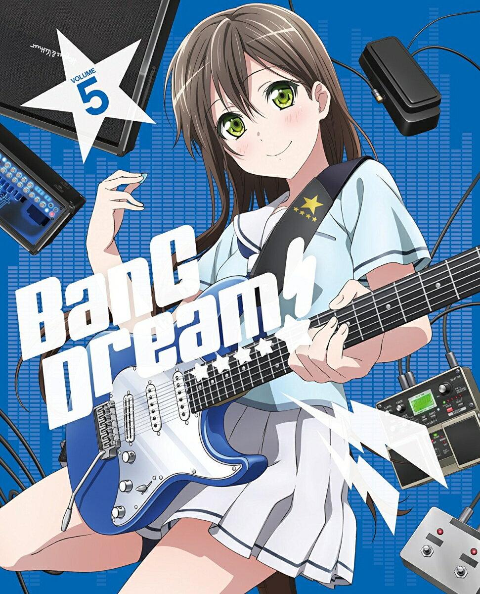 BanG Dream! Vol.5【Blu-ray】画像