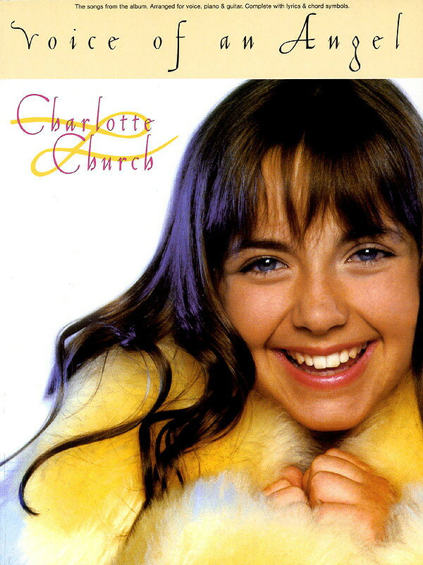 【輸入楽譜】チャーチ, Charlotte: シャルロット・チャーチ - 天使の歌声画像