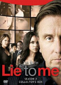 【送料無料】ライ・トゥ・ミー 嘘の瞬間 シーズン2 DVDコレクターズBOX