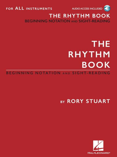 【輸入楽譜】スチュアート, Rory: Rhythm Book, The: Beginning Notation and Sight-Reading for All Instruments画像