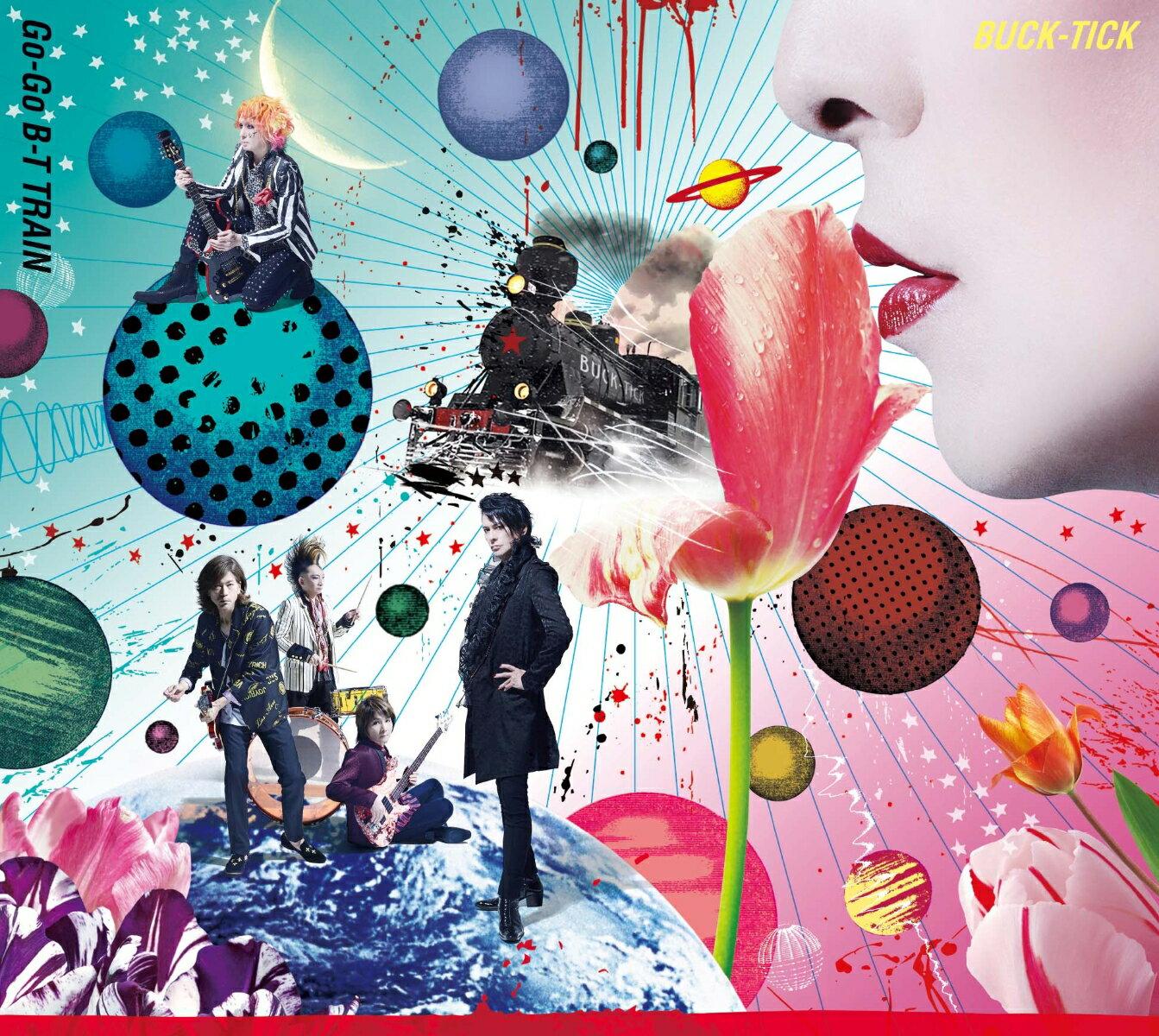 邦楽, ロック・ポップス Go-Go B-T TRAIN (A CDBlu-ray) BUCK-TICK