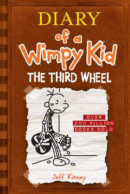 The Third Wheel (Diary of a Wimpy Kid #7)画像