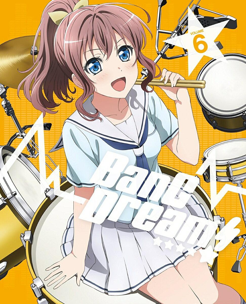 BanG Dream! Vol.6【Blu-ray】画像