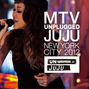 【送料無料】【CD最新作ポイント5倍対象商品】MTV Unplugged : JUJU [ JUJU ]