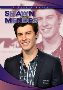 Shawn Mendes SHAWN MENDES (Robbie Reader Contemporary Biography 2018) [ Tammy Gagne ]