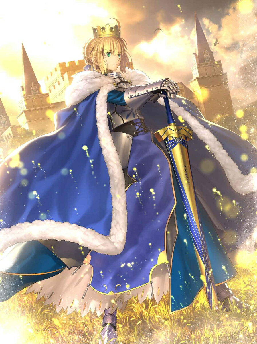 Fate/stay night Original Soundtrack&Drama CD Garden of Avalon -glorious,after image画像