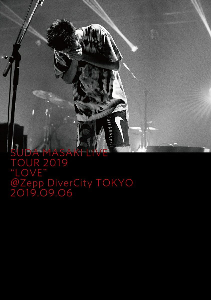 "菅田将暉 LIVE TOUR 2019 ""LOVE""@Zepp DiverCity TOKYO 2019.09.06(通常盤)【Blu-ray】"