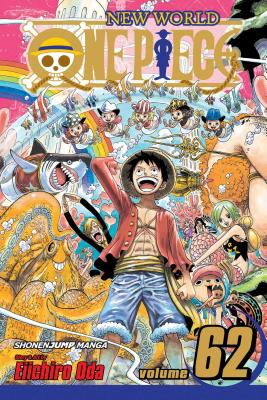 One Piece, Vol. 62, Volume 62画像