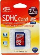 SDHCカード 32GB Class10 TG032G0SD28X