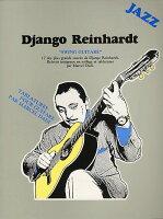 【輸入楽譜】ラインハルト, Django: ジャンゴ・ラインハルト: ギター・タブ譜