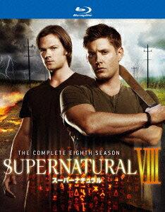 【送料無料】SUPERNATURAL 8 スーパーナチュラル <エイト・シーズン> コンプリート・ボックス...