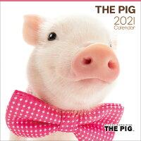 THE PIG(2021年1月始まりカレンダー)
