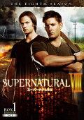 SUPERNATURAL 8 スーパーナチュラル <エイト・シーズン> コンプリート・ボックス