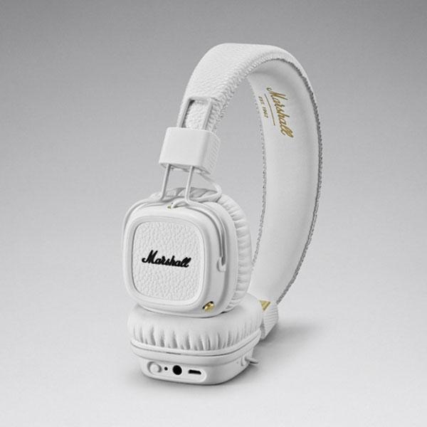 MARSHALL MAJOR2 Bluetooth White