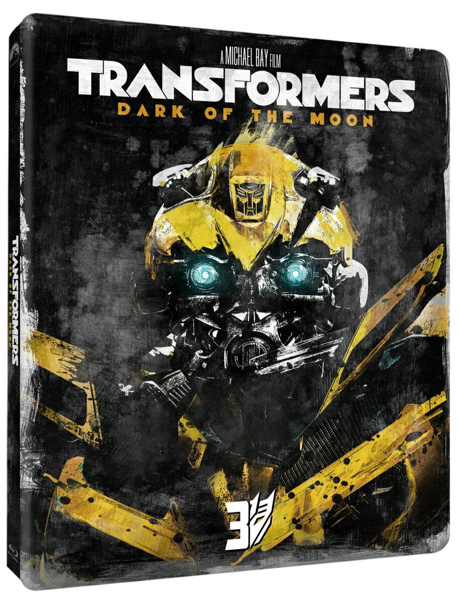 トランスフォーマー/ダークサイド・ムーン スチールブック仕様ブルーレイ(数量限定)【Blu-ray】