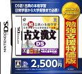 勉強支援特価版 古文漢文DSの画像