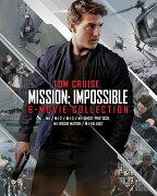 ミッション:インポッシブル 6ムービー・ブルーレイ・コレクション(初回限定生産)ボーナスブルーレイ付き 7枚組【Blu-ray】
