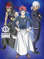 食戟のソーマ 弐ノ皿 5【Blu-ray】