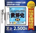 勉強支援特価版 世界史DSの画像