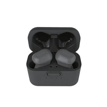 NUARL ワイヤレスイヤフォン NT01 True Wireless Stereo Earphones NT01L-ダークグレー