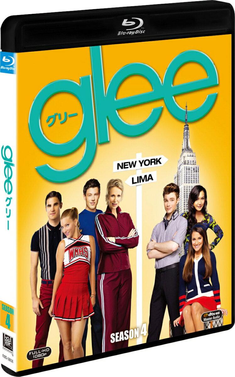 glee グリー シーズン4 SEASONS ブルーレイ・ボックス【Blu-ray】