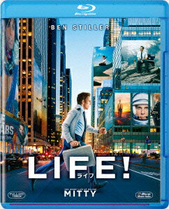【楽天ブックスならいつでも送料無料】LIFE!/ライフ【Blu-ray】 [ クリステン・ウィグ ]