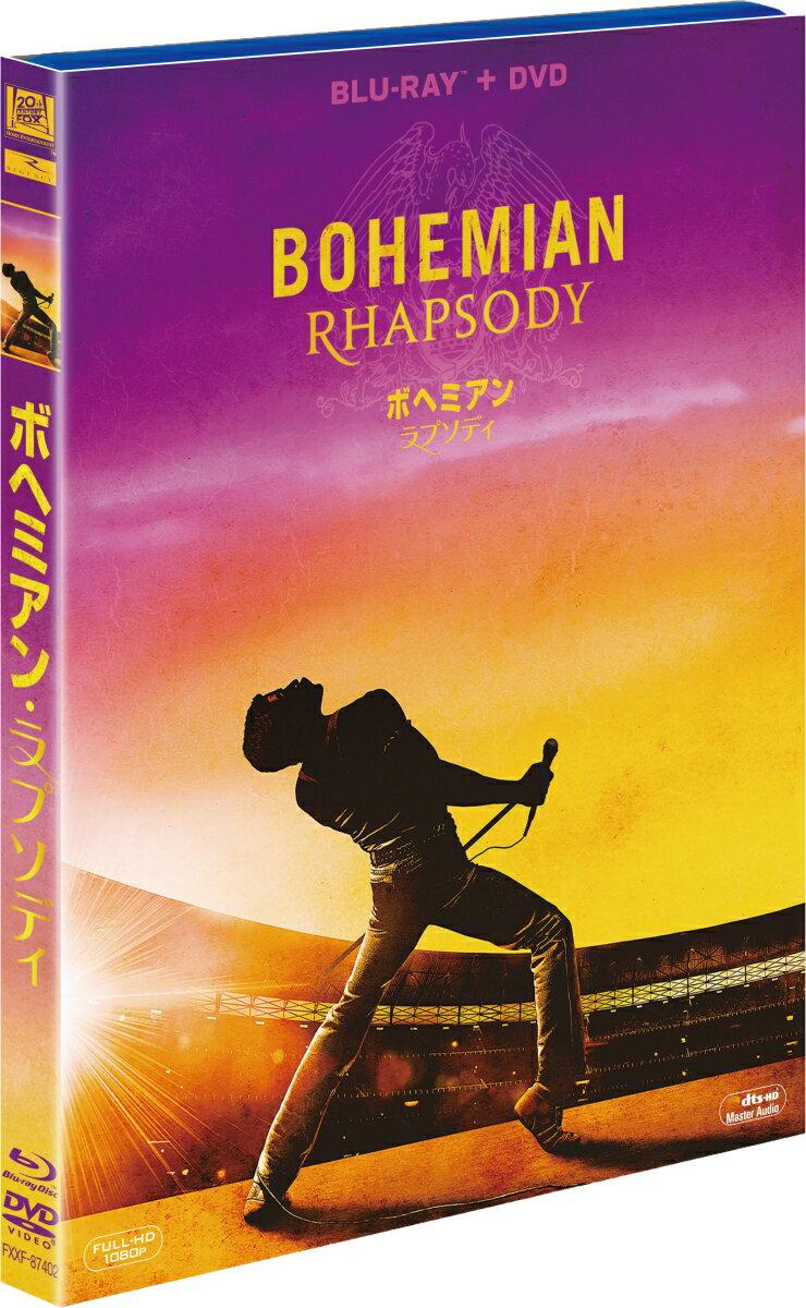 ボヘミアン・ラプソディ 2枚組ブルーレイ&DVD【Blu-ray】