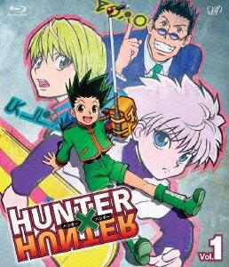 HUNTER×HUNTER ハンターハンター Vol.1【Blu-ray】画像