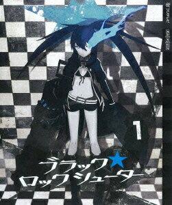 ブラック★ロックシューター 第1巻【Blu-ray】画像