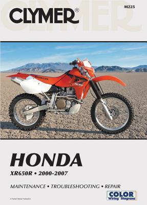 Honda XR650R: 2000-2007 HONDA XR650R 2000-2007 [ Penton ]