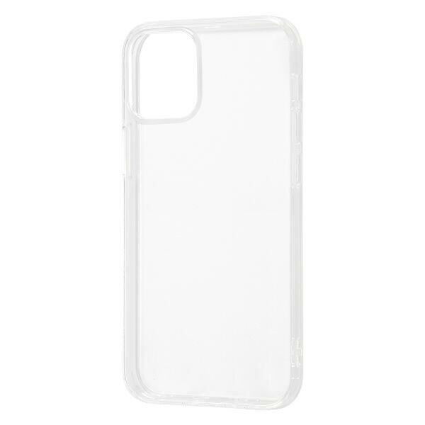 iPhone mini TPUソフトケース ウルトラクリア/クリア