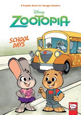 Disney Zootopia: School Days (Younger Readers Graphic Novel)画像
