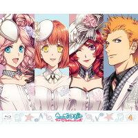 うたの☆プリンスさまっ♪ マジLOVEレボリューションズ 4 【Blu-ray】