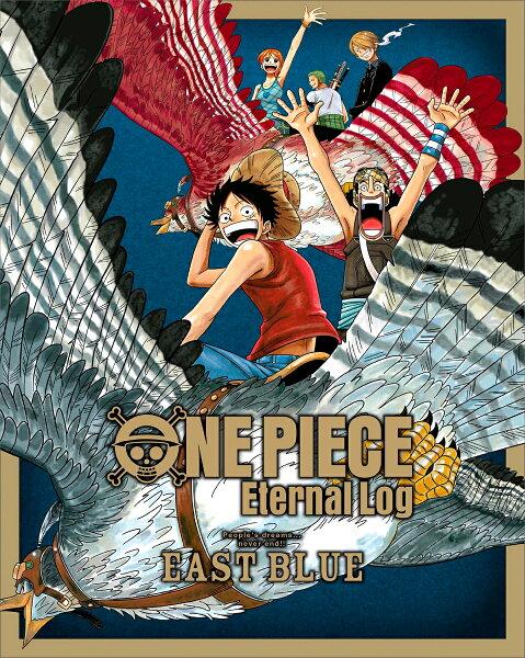 "ONEPIECEEternalLog""EASTBLUE"" Blu-ray  田中真弓"