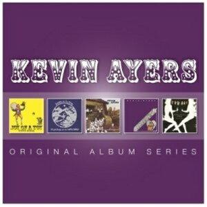 【輸入盤】5cd Original Album Series [ Kevin Ayers ]