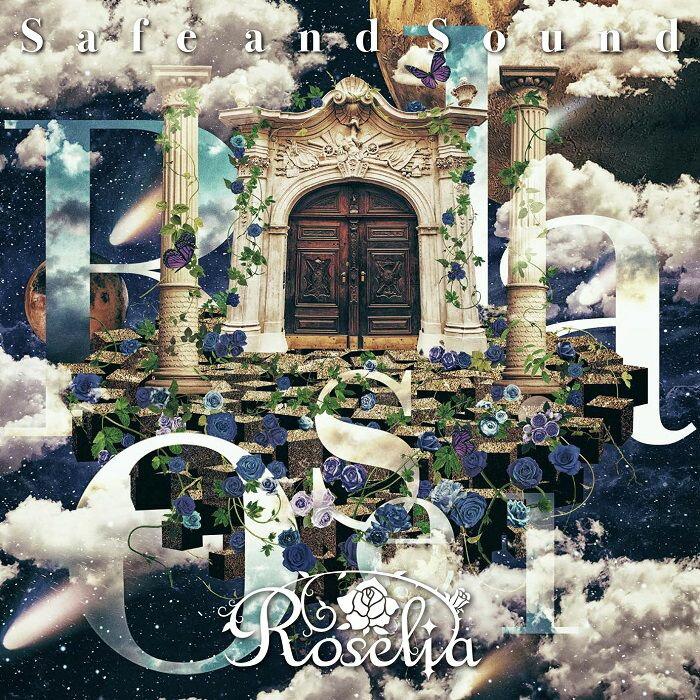 CD, ゲームミュージック Safe and SoundBlu-ray Roselia